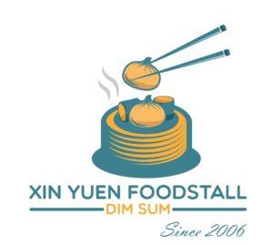 Dim sum @Xin Yuen Food Stall